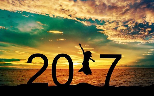 Das neue Jahr kann kommen!